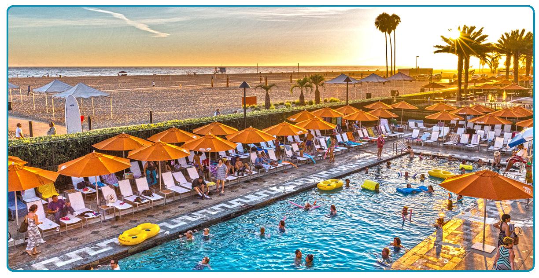 Sunset Swim 2018