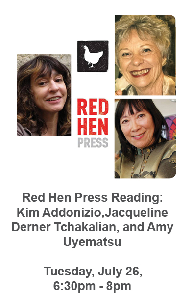 red hen press 23